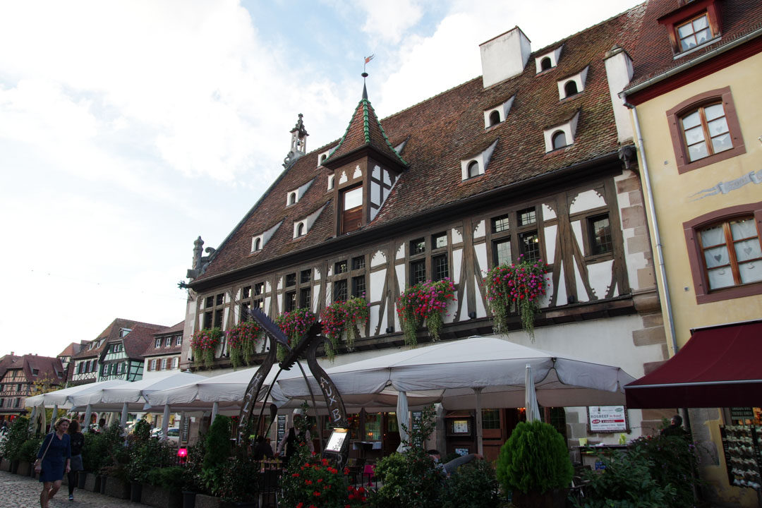 Halle aux blés - Obernai - Alsace