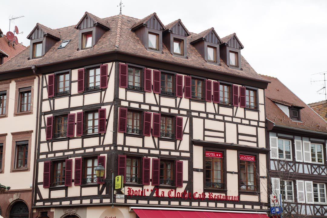 Hôtel de la Cloche - Obernai