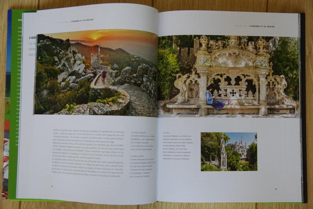 Intérieur de la collection Grands Voyageurs - Portugal