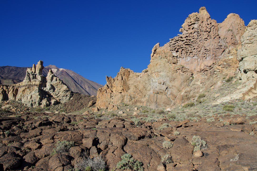 Parc National du Teide - randonnee de Roques de Garcia