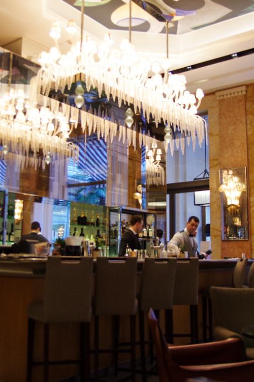Restaurant les Heures - Bar