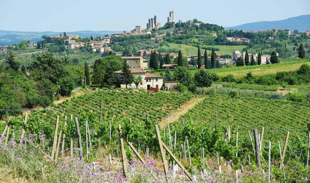 Itinéraire de 5 jours en Toscane