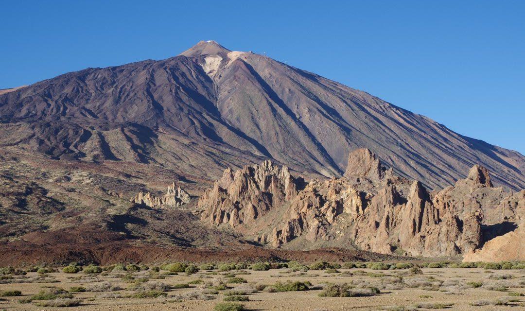 Visite du Parc National du Teide à Tenerife