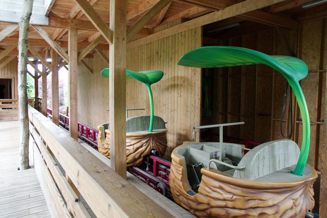voyage en coquille de noix - Terra Botanica