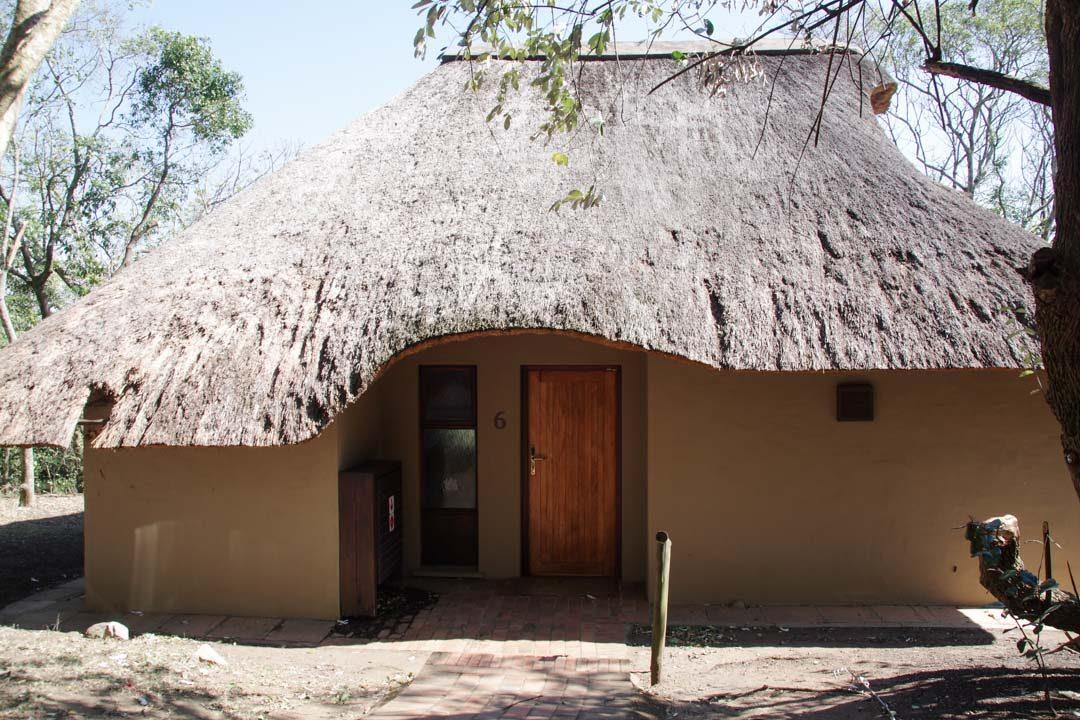 Notre bungalow au Hilltop Rest Camp