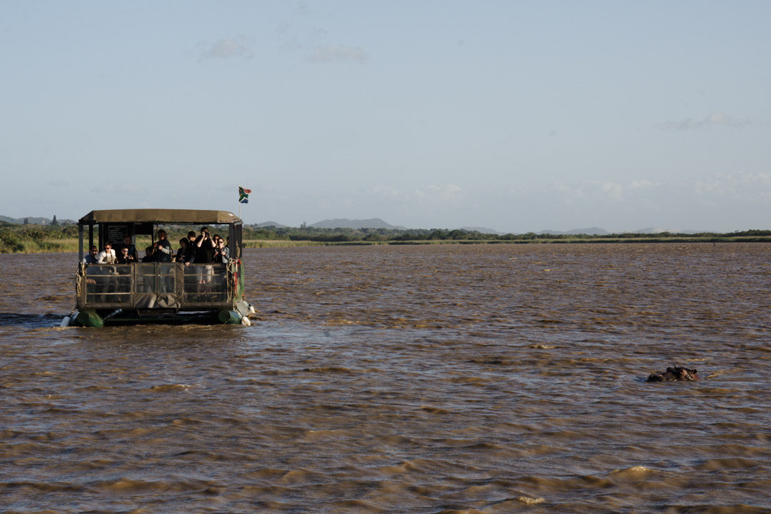 Excursion observation hippopotame - Santa Lucia