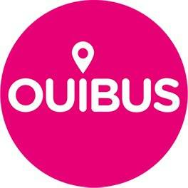 logo ouibus concours #EnFranceAussi