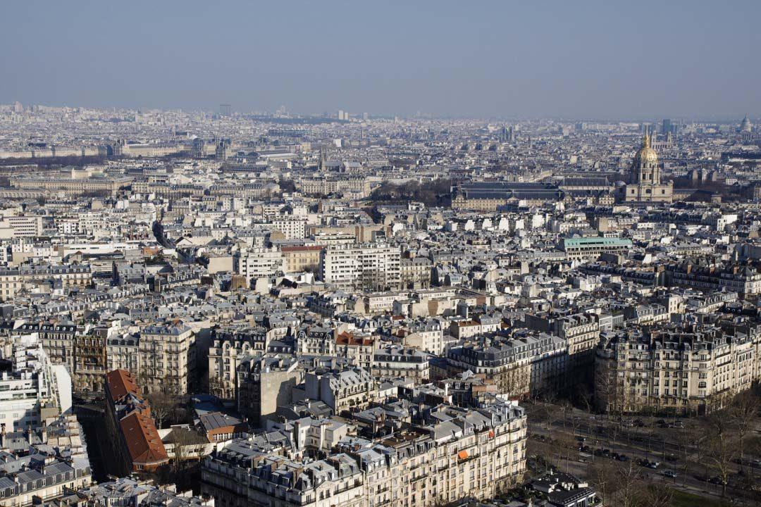 Parnorama sur la Rive Gauche de Paris