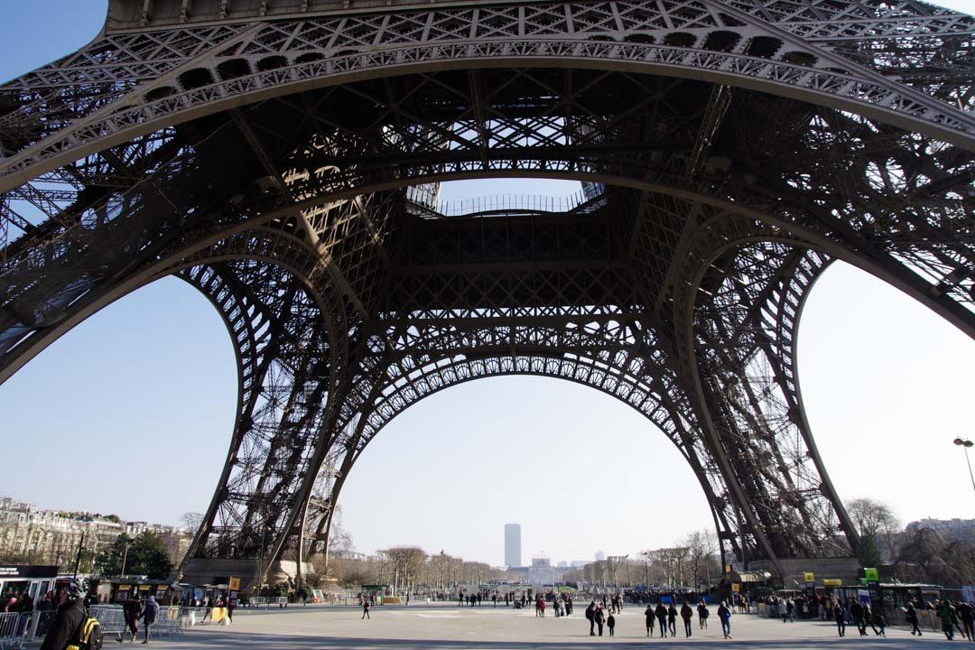 Les Piliers de la Tour Eiffel