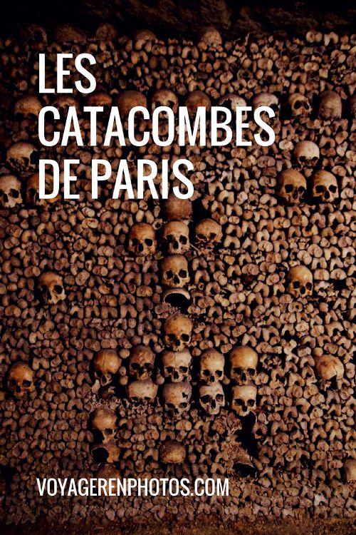 Visiter les Catacombes de Paris, et mes conseils pour éviter la file d'attente