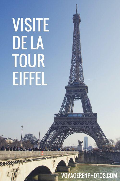 Visite de la Tour Eiffel, le monument le plus emblématique de Paris