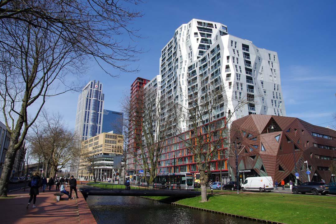 Rotterdam, une ville à l'architecture contemporaine très riche