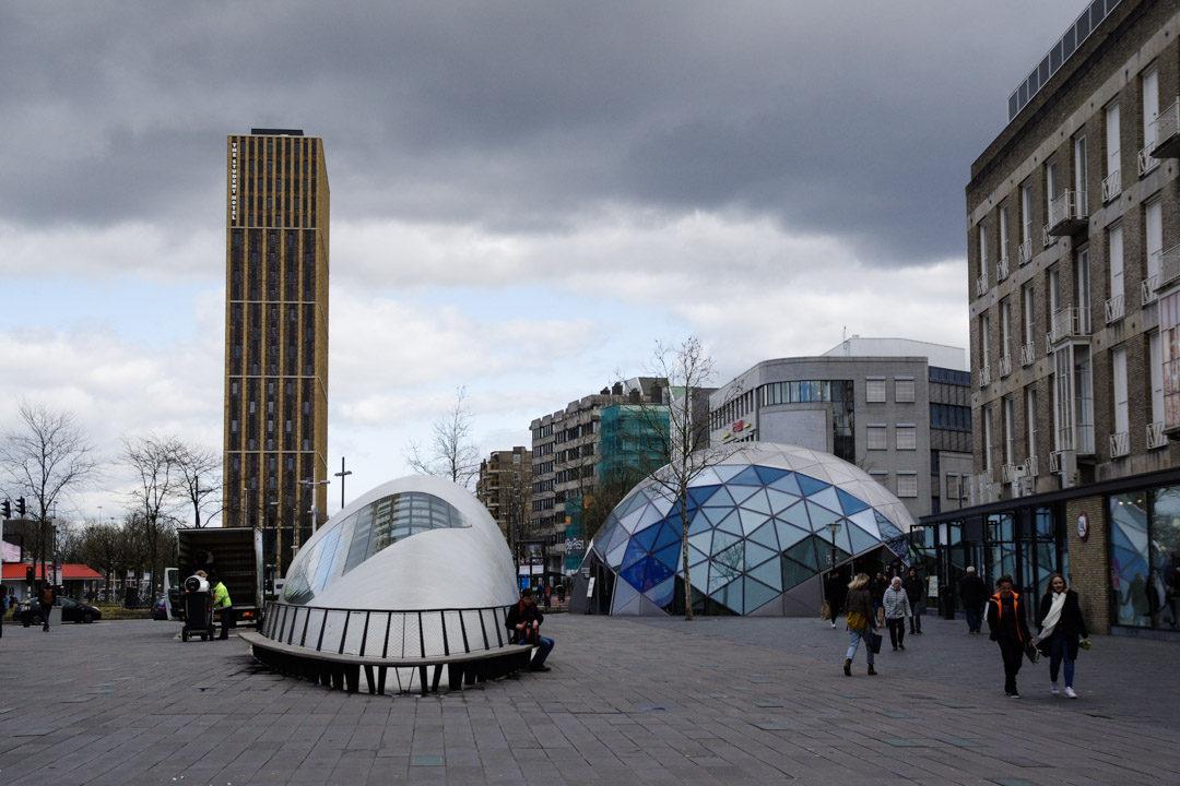Place principale d'Eindhoven