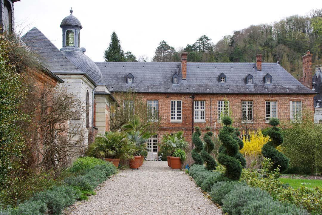 parc chateau d'Acquigny