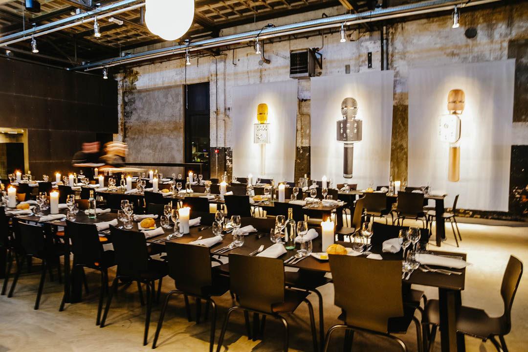 Restaurant De Kazerne - Eindhoven