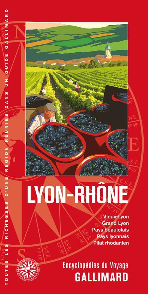 Guide Gallimard Lyon Rhone