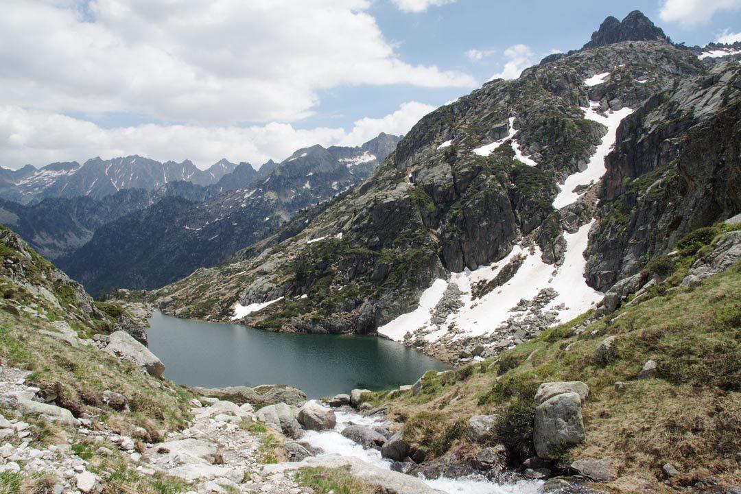 Lac de l'Embarrat - Hautes Pyrenees