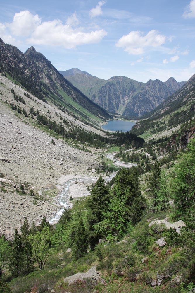 Randonnée sur les hauteurs du Lac de Gaube