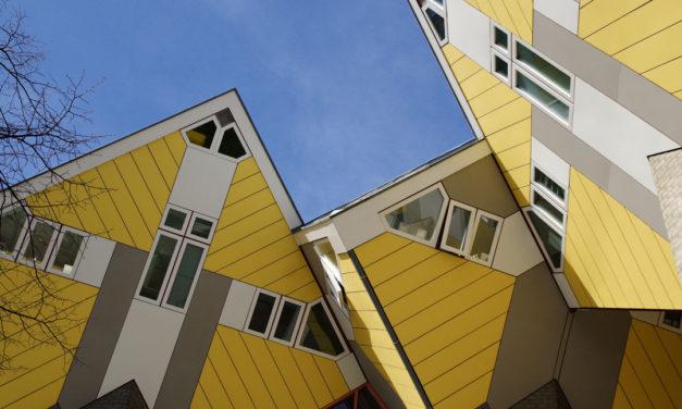 Visiter Rotterdam en 1 jour