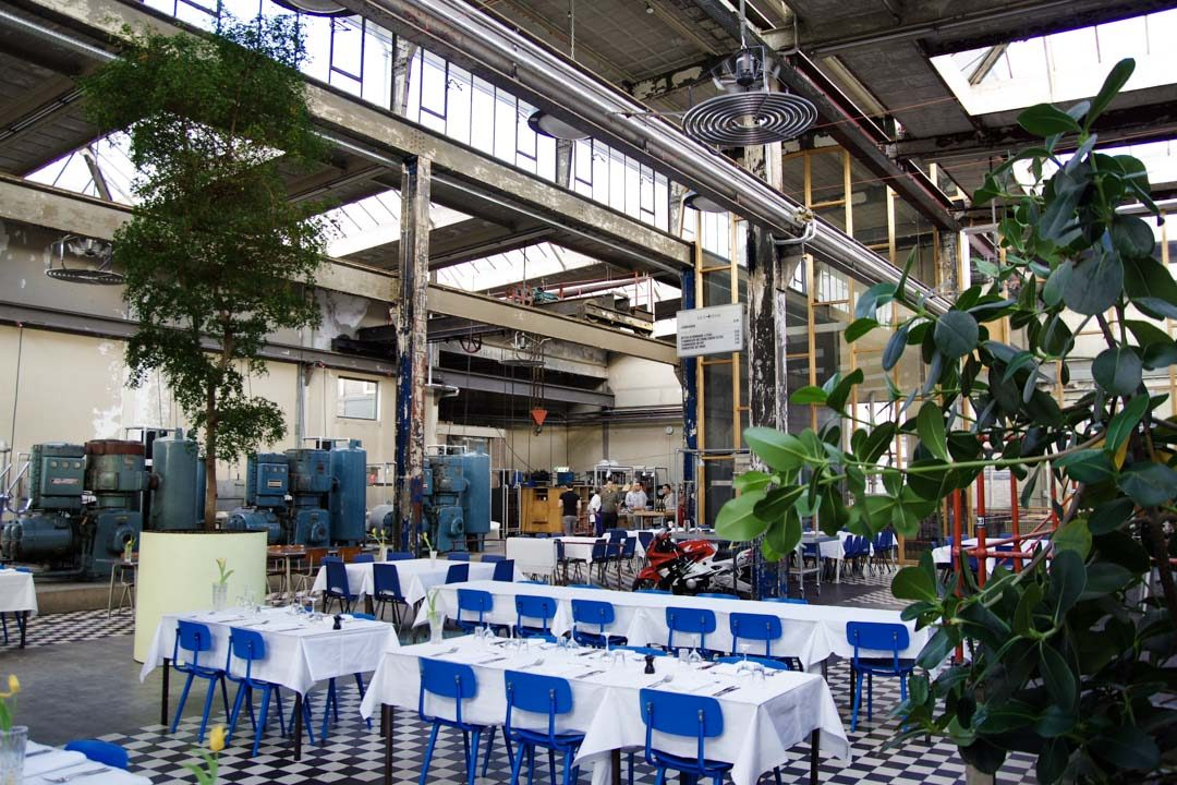 Restaurant Radio Royaal - Eindhoven