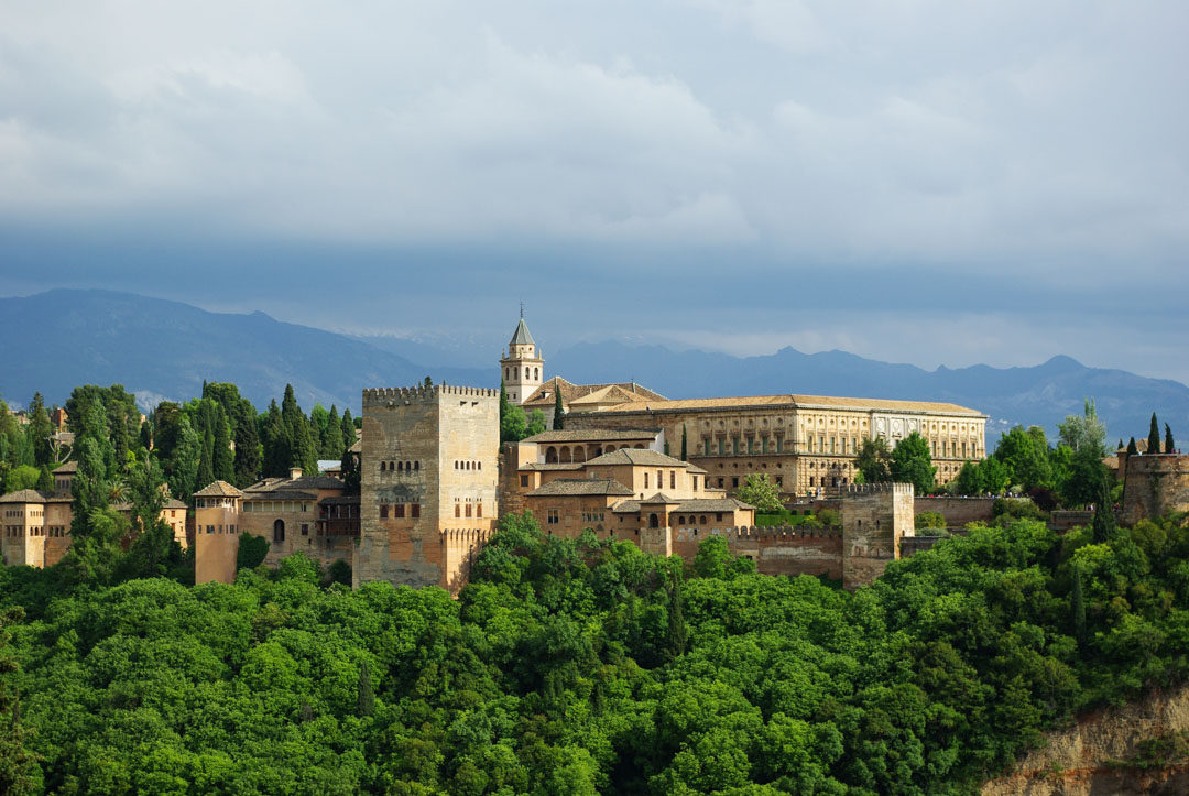 L'Alhambra de Grenade - Andalousie