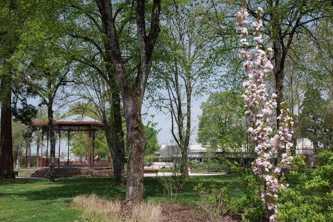 Jardin du Foirail - Rodez
