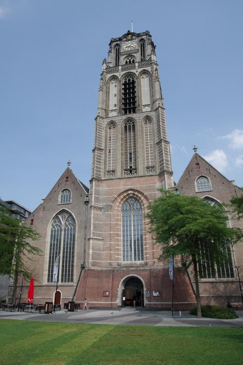 Eglise Laurenskerk à Rotterdam