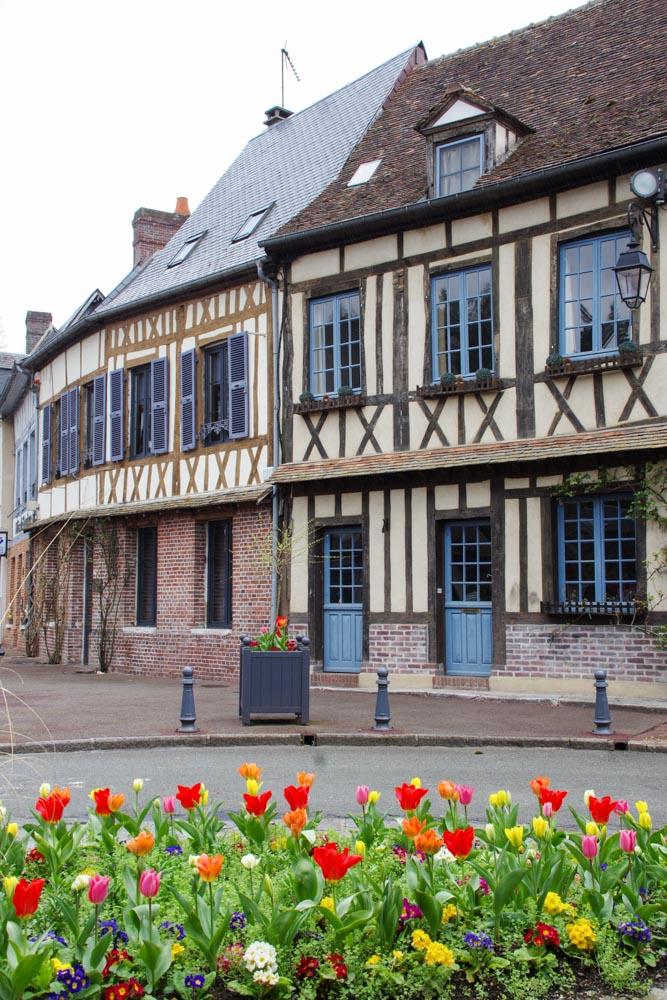 Lyons - la Foret dans l'Eure
