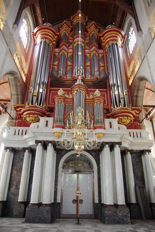 Orgue de l'église Laurenskerk