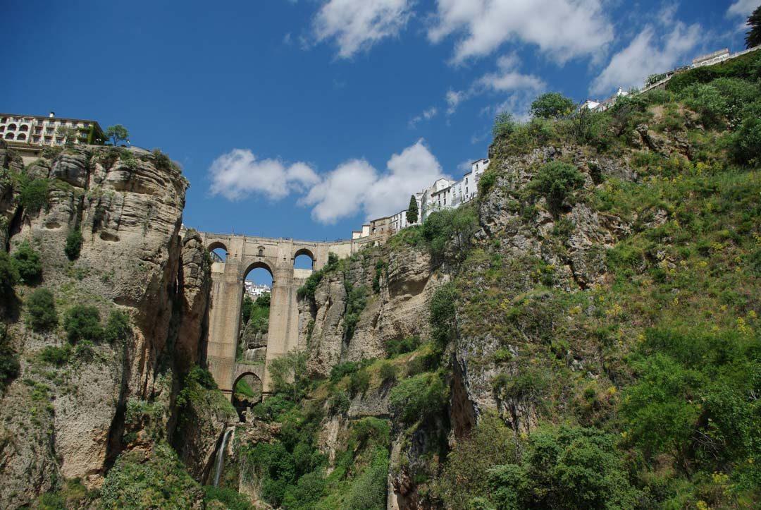 Pont monumental à Ronda - Andalousie