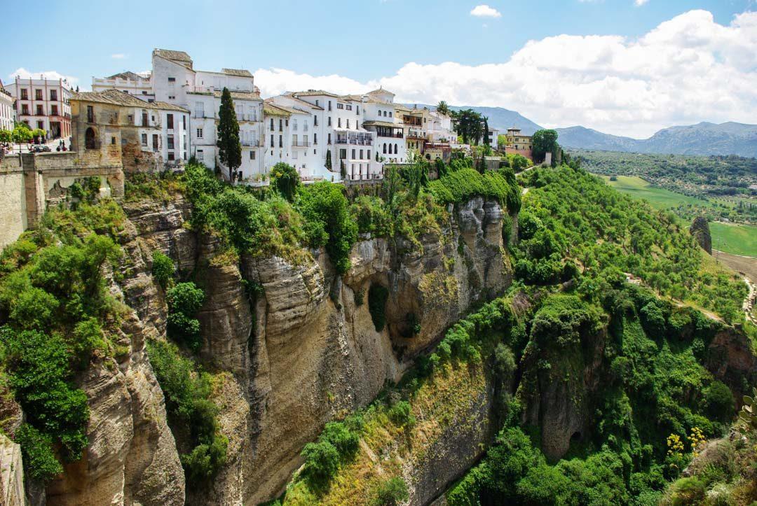 La vieille-ville de Ronda - Andalousie