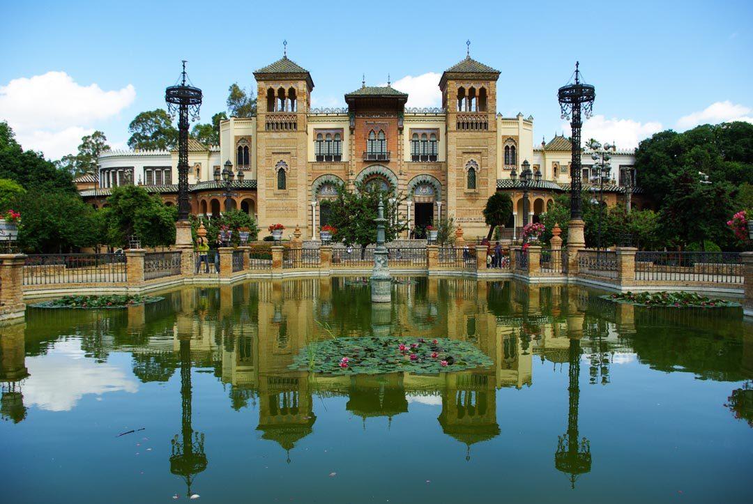 Place d'Amerique - Seville