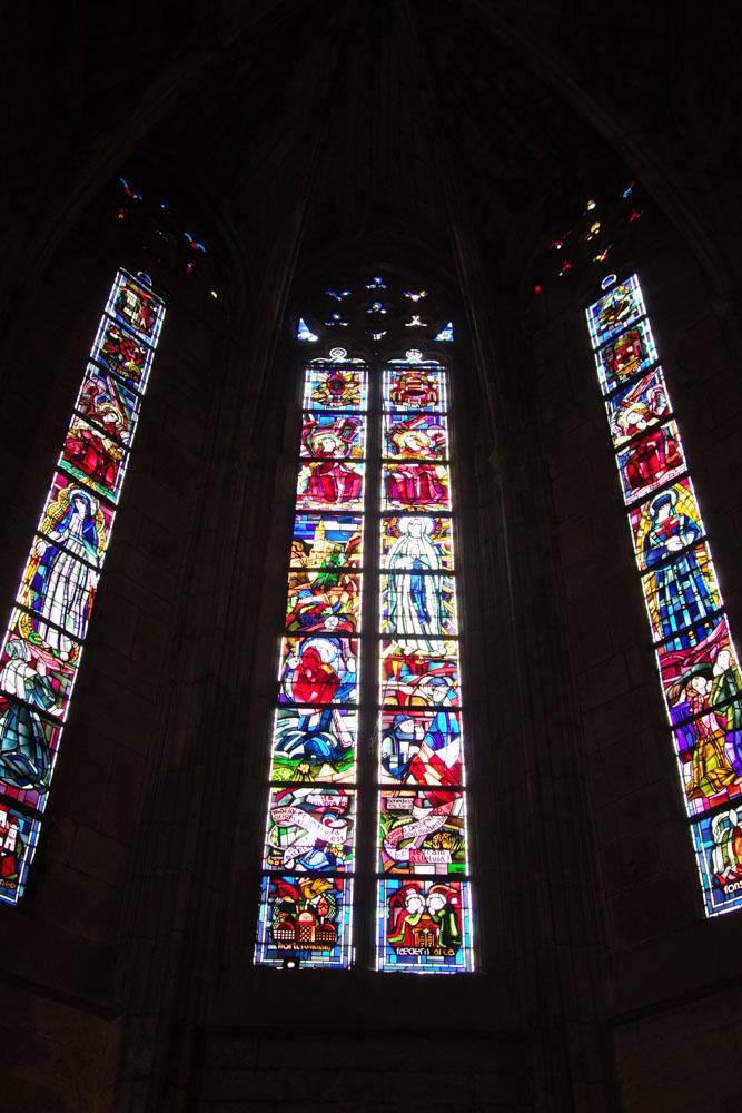 Vitraux religieux - Rodez