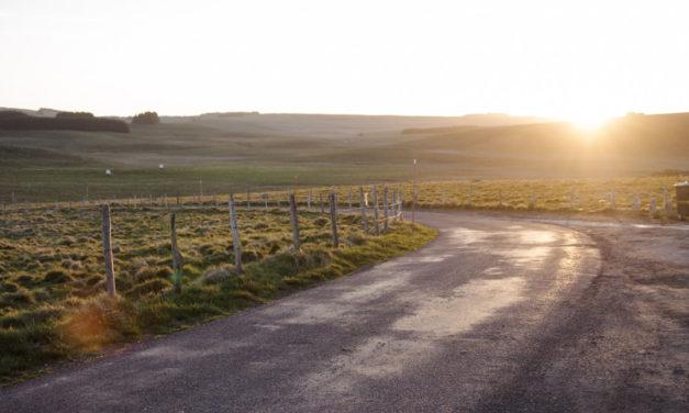 Le plateau de l'Aubrac : un petit air de bout du monde