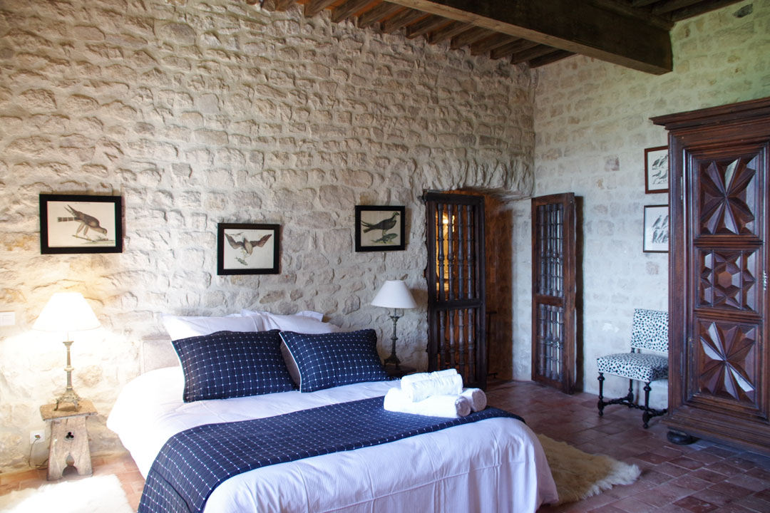 La Chambre de Montfaucon au Château de Maisonseule
