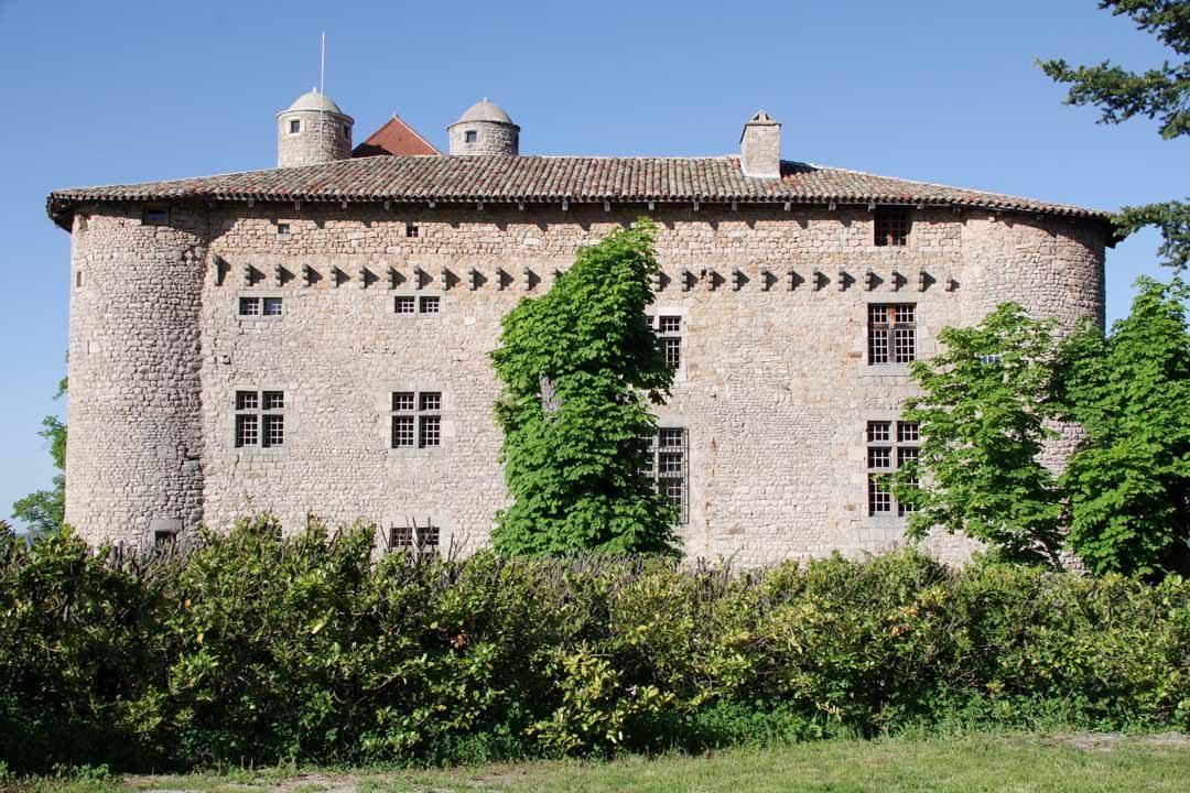 Extérieur du château de Maisonseule
