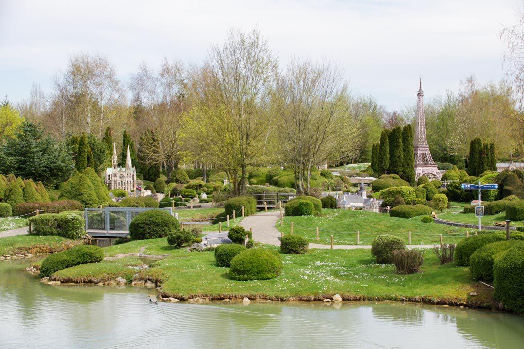 Le Parc de France Miniature