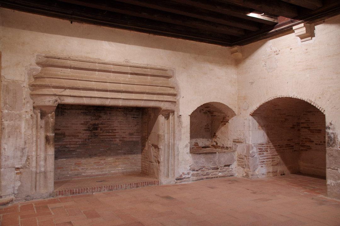 Intérieur du Donjon - Forteresse de Salses