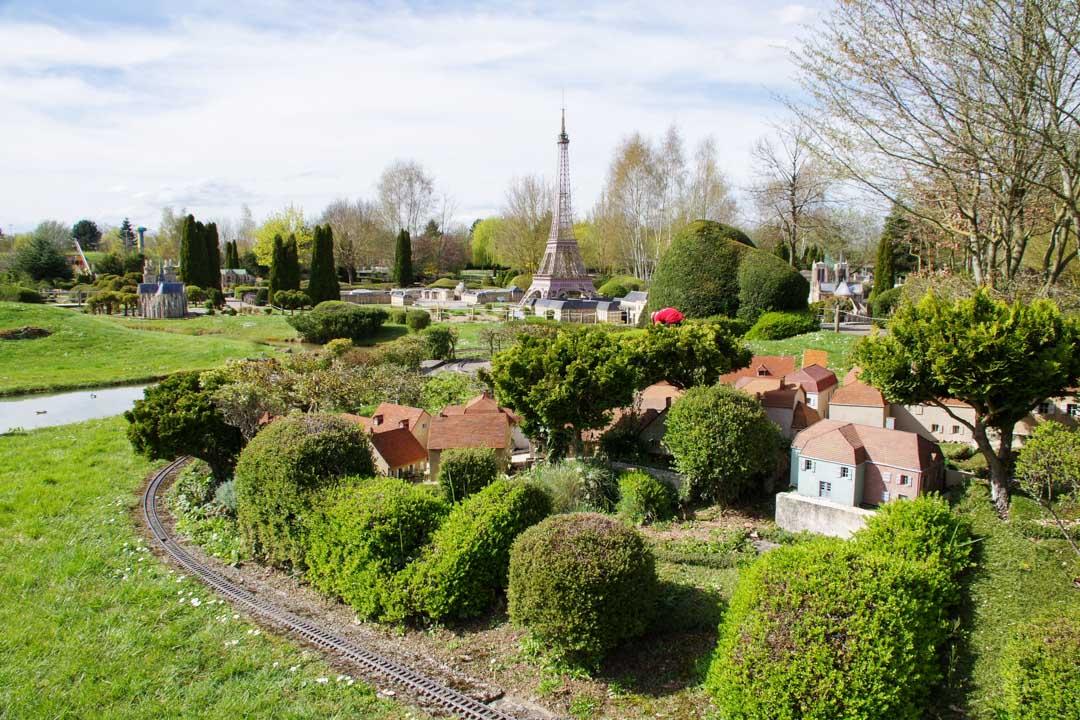 Parc de France Miniature à Elancourt