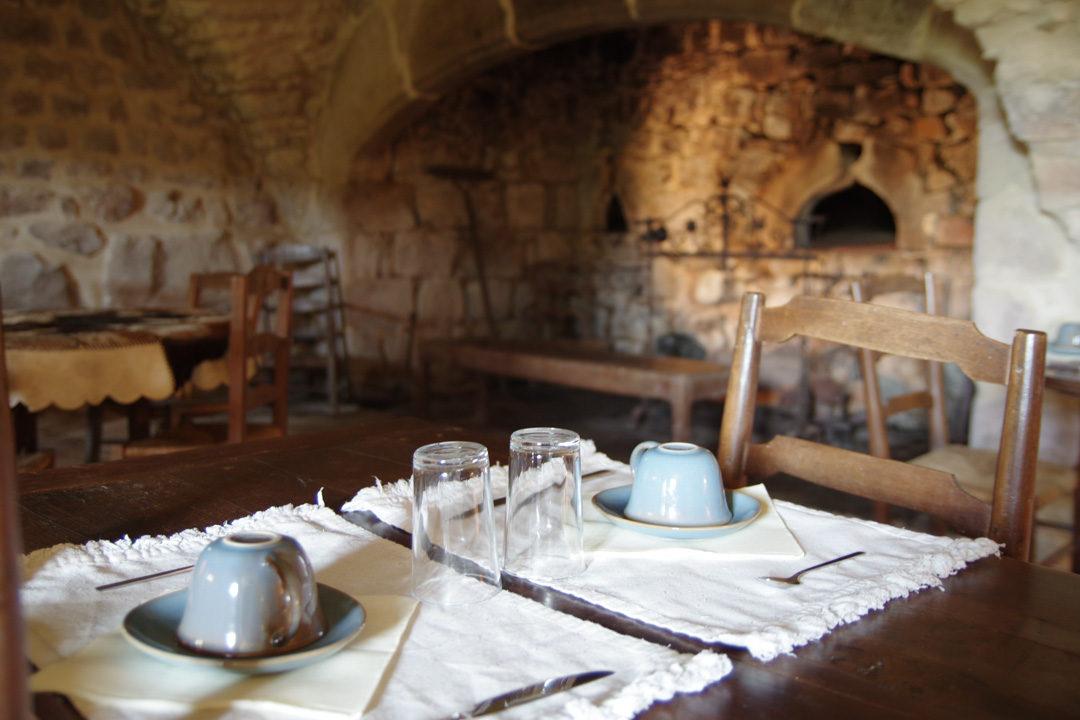 Salle du petit déjeuner - Château de Maisonseule