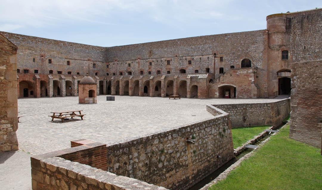 La Forteresse de Salses-le-Chateau