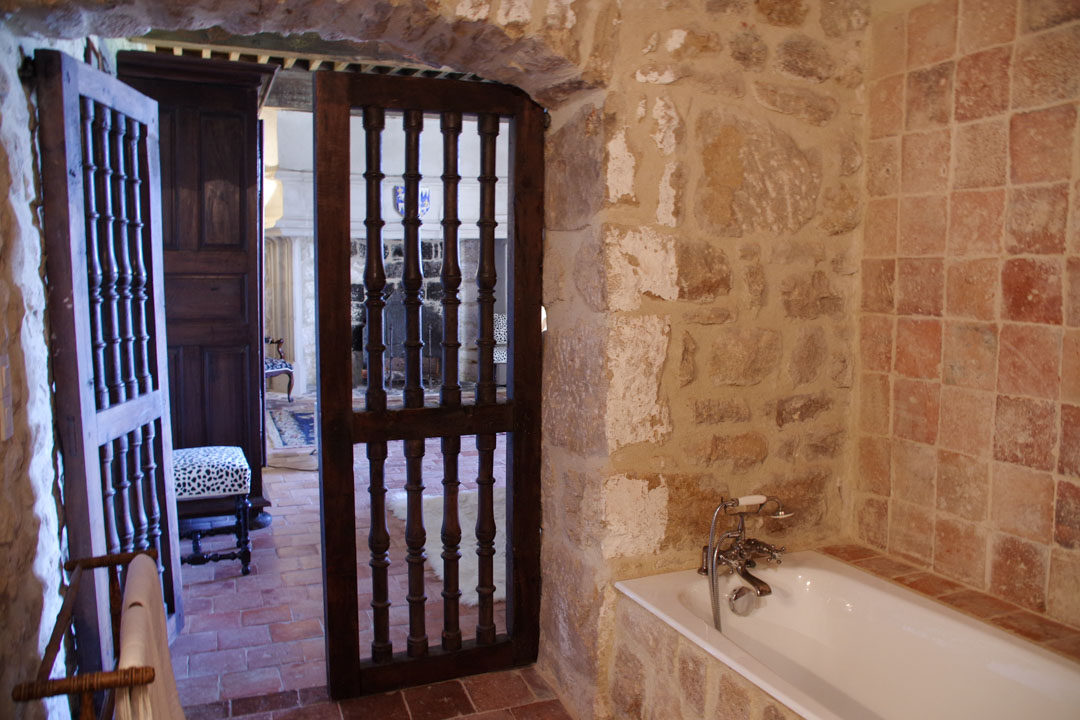 Salle de Bain Chateau de Maisonseule