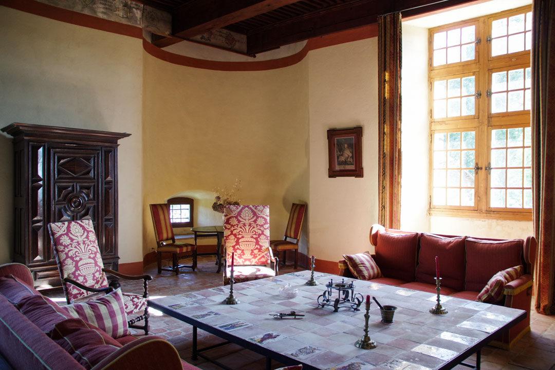 Salon du Château de Maisonseule