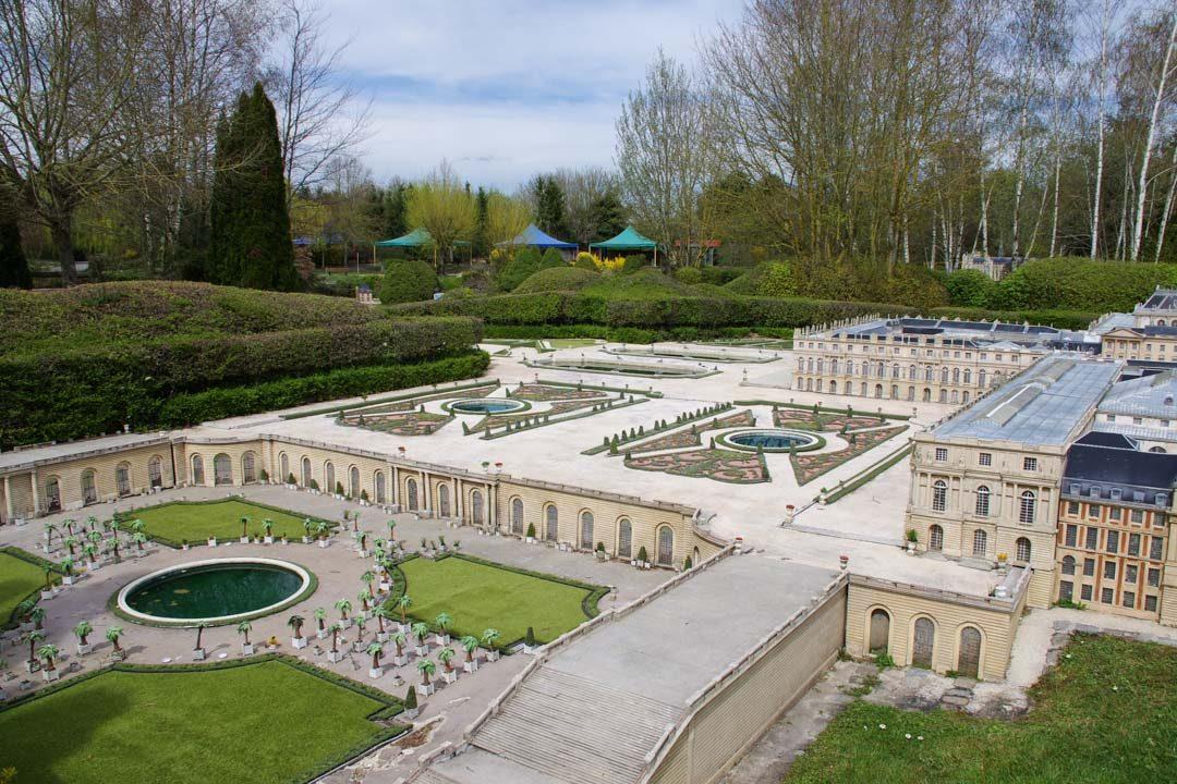 Château de Versailles - France Miniature