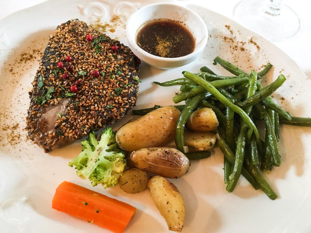 Restaurant l'Auberge de la Chapelle en Vallée de Chevreuse