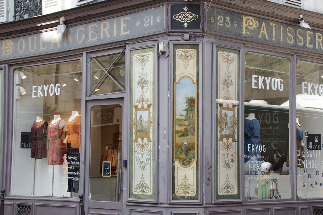 Boutique Ekyog dans le Marais - Paris
