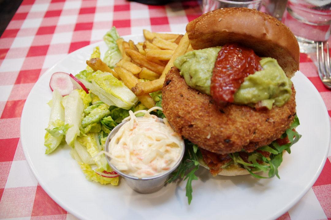 Burger Schwartz's