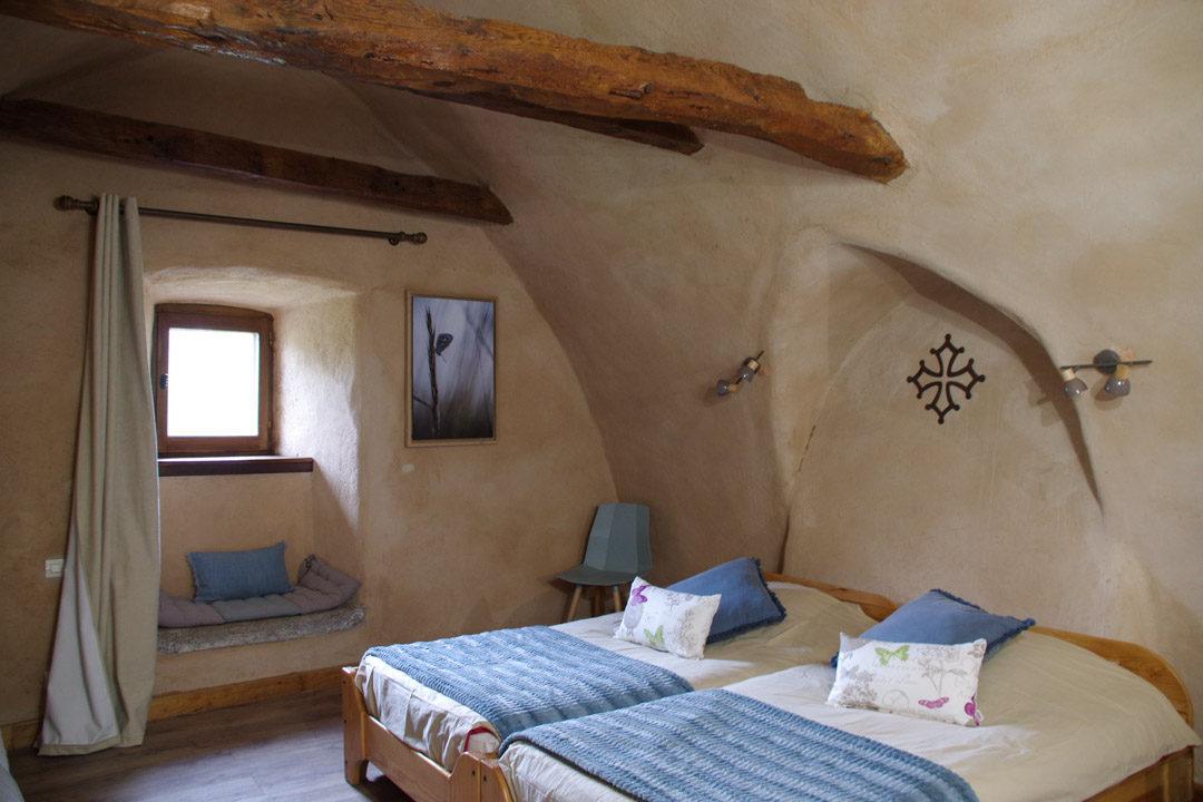 Chambre du Domaine de la Vialette