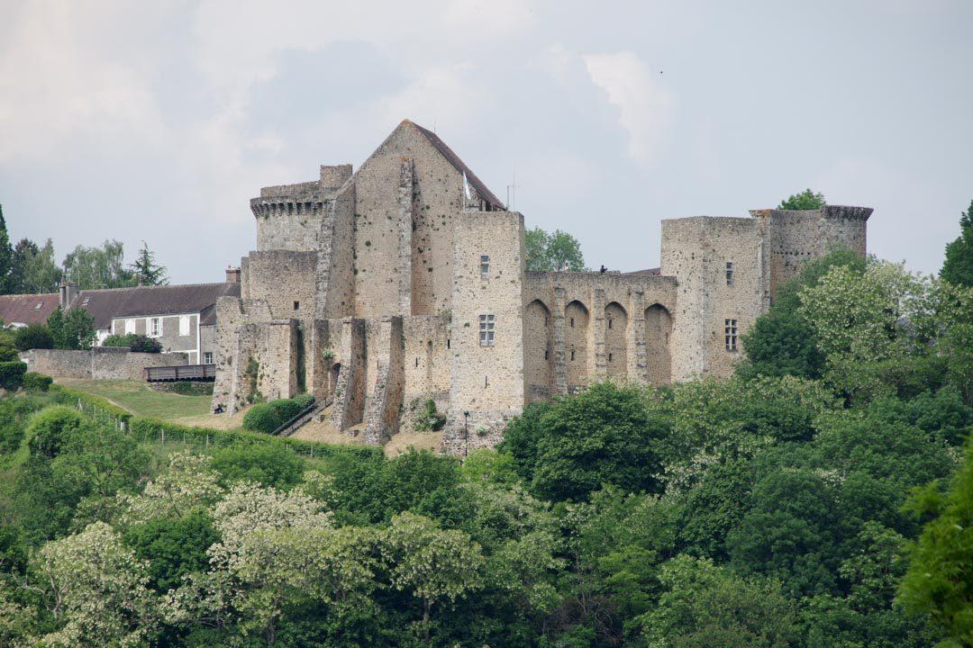 Chateau de la Madeleine - Chreveuse