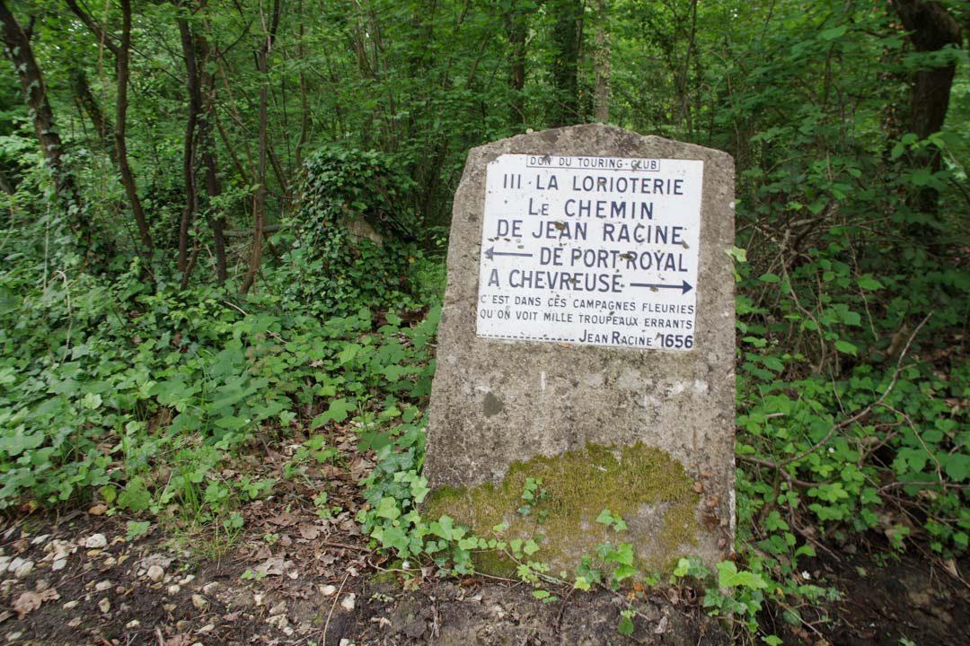 Le Chemin de Jean Racine dans la vallée de Chevreuse